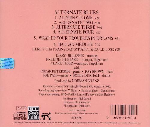 The Alternate Blues