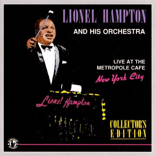 Live at the Metropole Cafe, New York City