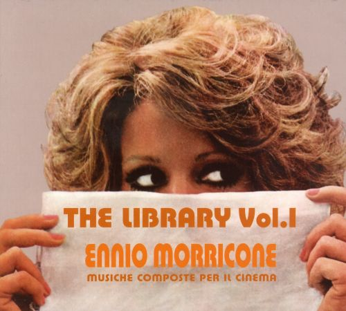 Ennio Morricone: The Library, Vol. 1 (Musiche composte per il cinema)