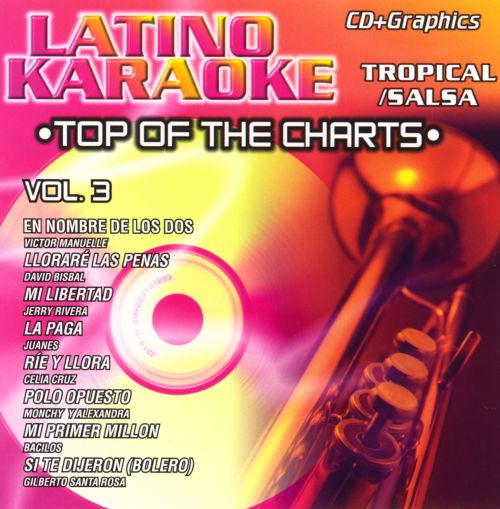 Top of the Charts: Tropical/Salsa