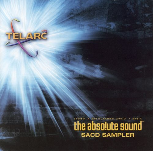 telarc sacd sampler the absolute sound various artists songs reviews credits allmusic. Black Bedroom Furniture Sets. Home Design Ideas