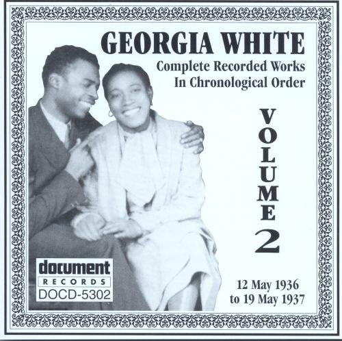 Complete Recorded Works, Vol. 2 (1936-37)
