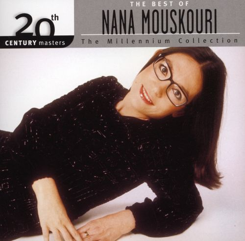 The Best of Nana Mouskouri [20th Century Masters: The Millennium Collection]