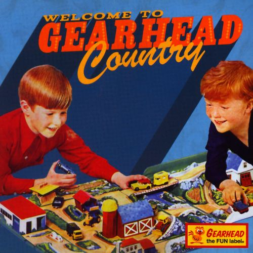 Welcome to Gearhead Country