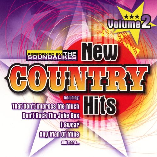 New Country Hits, Vol. 2
