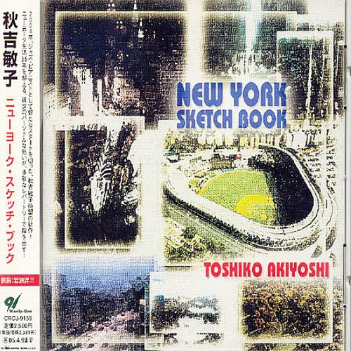 New York Sketch Book