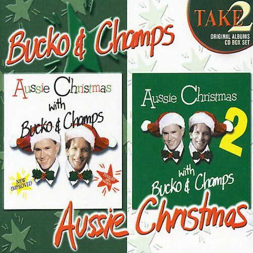 Aussie Christmas with Bucko & Champs, Vols. 1-2