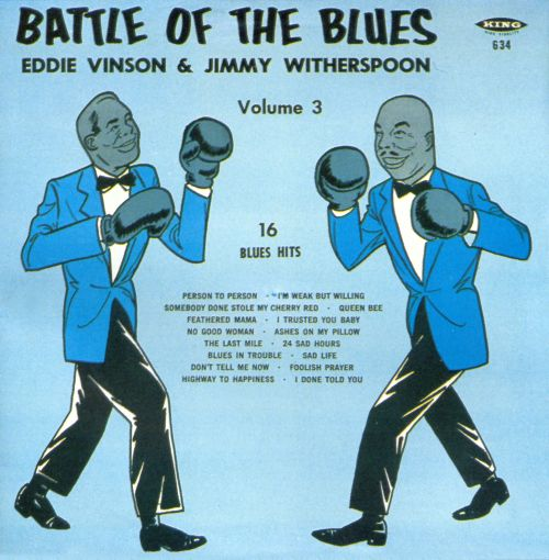 Battle of the Blues, Vol. 3