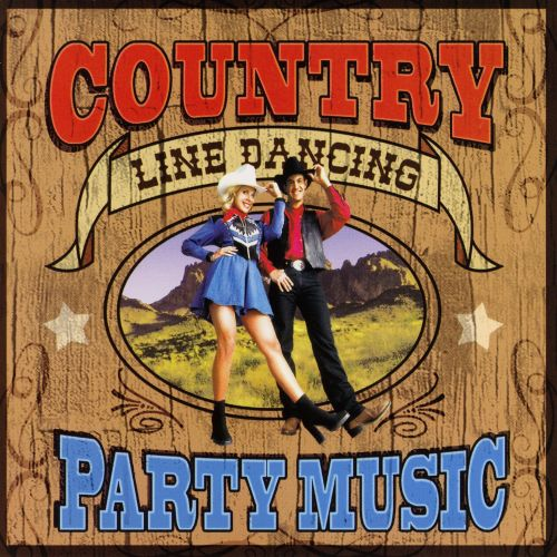 DJ Country Line Dance Party