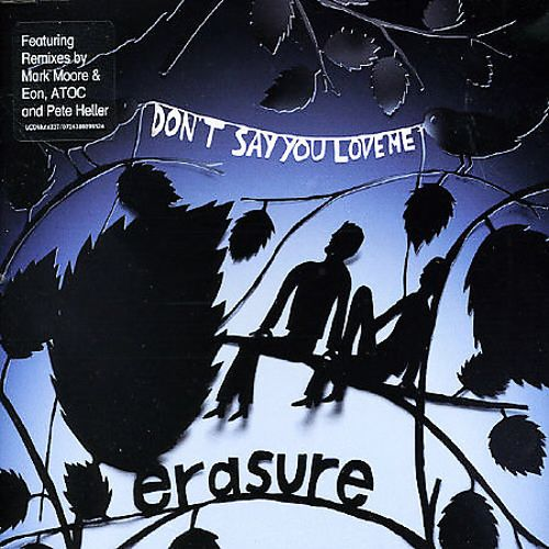 Don't Say You Love Me [CD #2]