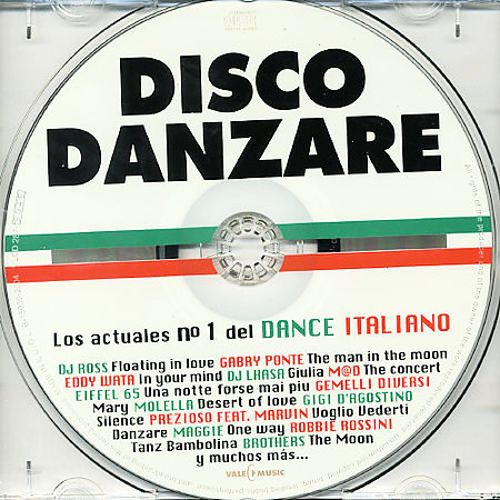 Disco Danzare: The Italian # 1 of Now