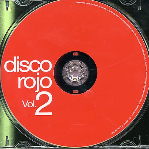 Disco Rojo, Vol. 2