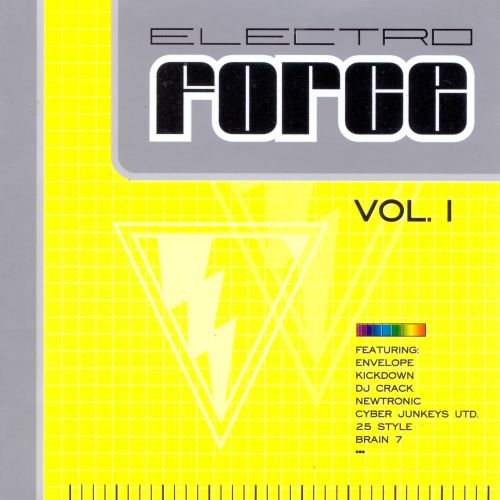 Electro Force, Vol. 1