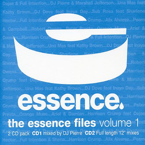 Essence Files, Vol. 1