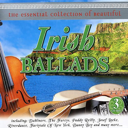 The Essential Collection of Beautiful Irish Ballads [Outlet]