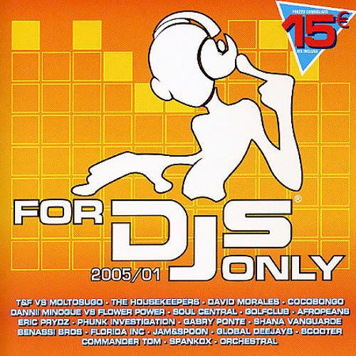 For DJs Only, Vol. 1 [2005]