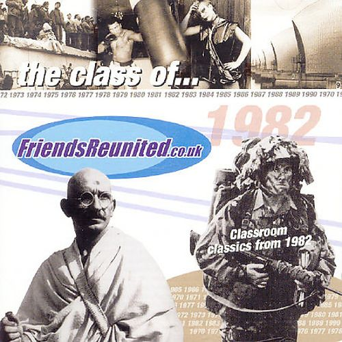 Friends Reunited: Music of the Year 1982