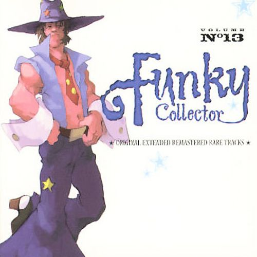 Funky Collector No. 13