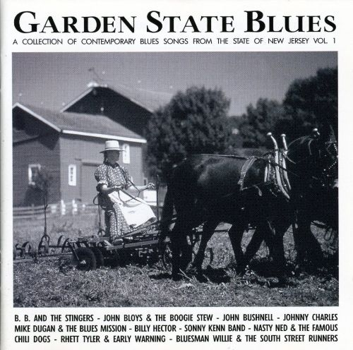 Garden State Blues: Collection of Contemporary Blues Songs, Vol. 1