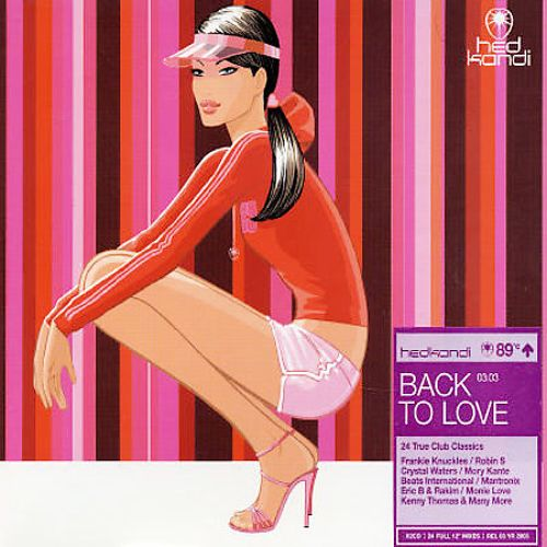Hed Kandi: Back to Love 03.03
