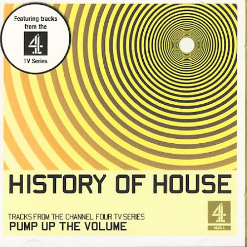 History of house channel four various artists songs for History of house music