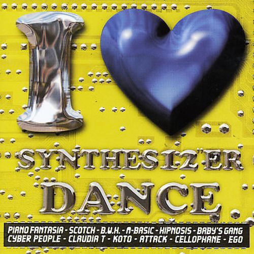 I Love Synthes12er Dance, Vol. 3