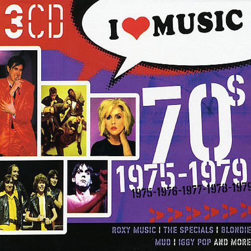 I Love Music 1975-1979: No More Heroes