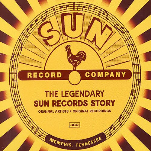 The Legendary Story of Sun Records [Castle]