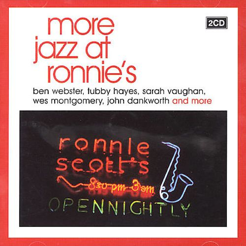 More Jazz at Ronnie's