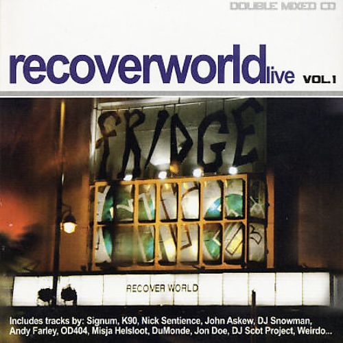 Recoverworld Live, Vol. 1