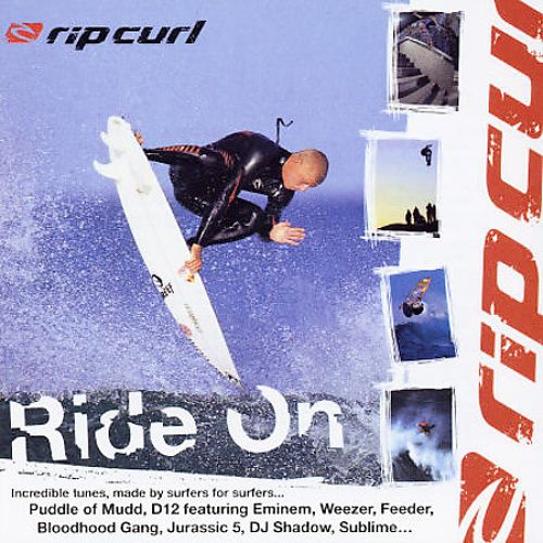 Rip Curl: Ride On
