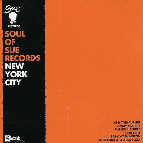 Soul of Sue Records: New York City