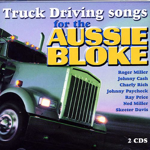 Truck Driving Songs for the Aussie Bloke
