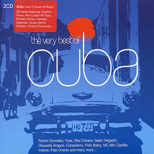 The Very Best of Cuba - Various Artists | Songs, Reviews, Credits