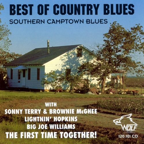 The Best Of Country Blues: Southern Camptown Blues