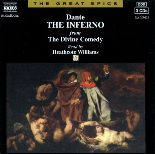 The Inferno from the Divine Comedy