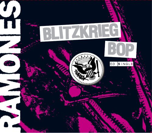 Blitzkrieg Bop/Sheena is a Punk Rocker