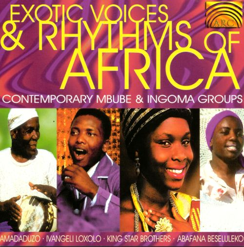 Exotic Voices & Rhythms of Africa [1999]