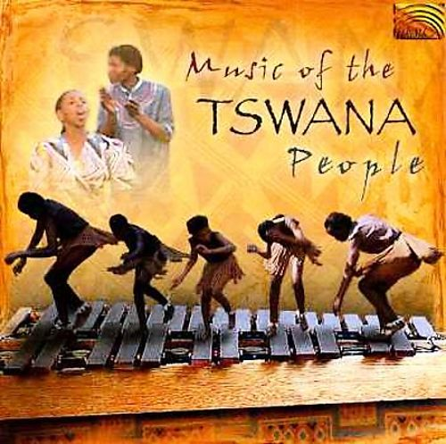 Music Of The Tswana People - Various Artists