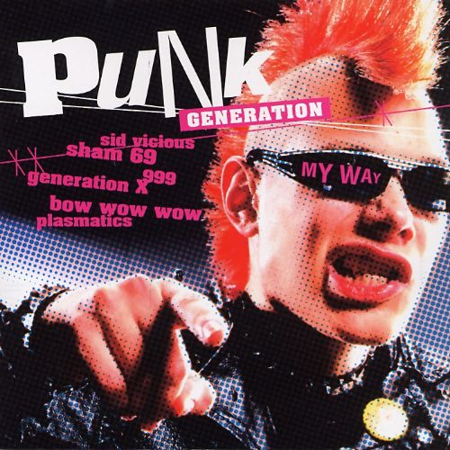 Punk: The Worst of Total Anarchy, Vol. 1