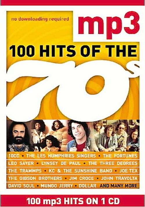 100 Hits of the 70s [mp3]