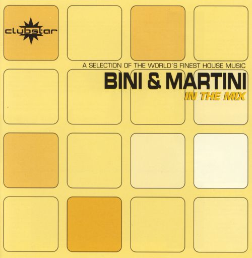 Bini & Martini: In the Mix