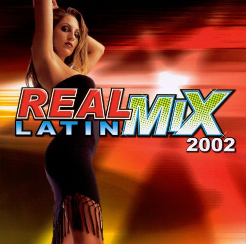 Real Latin Mix 2002