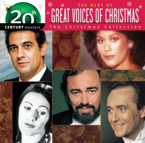 The Best of Great Voices: 20th Century Masters/Christmas Collection