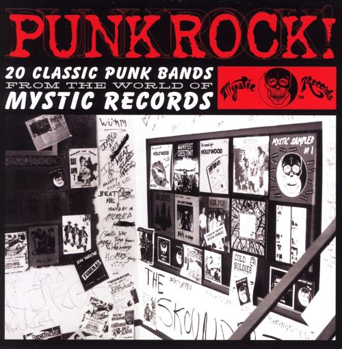 Punk Rock! From the World of Mystic Records