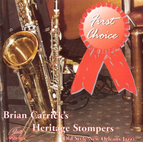 Brian Carrick's Heritage Stompers