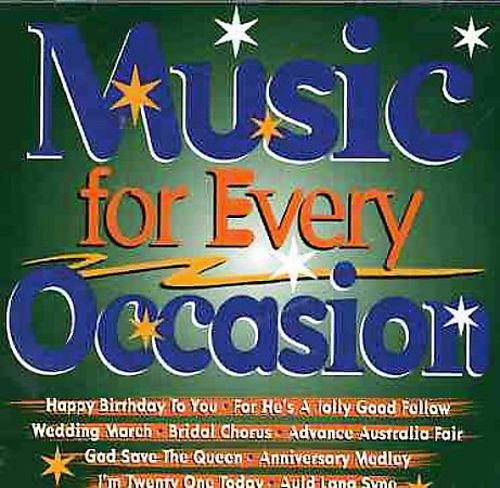 Music For Every Occasion