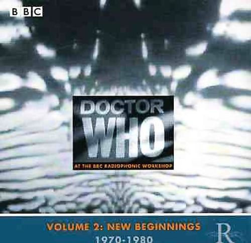 Vol. 2-Dr. Who at the Radiophonic Workshop