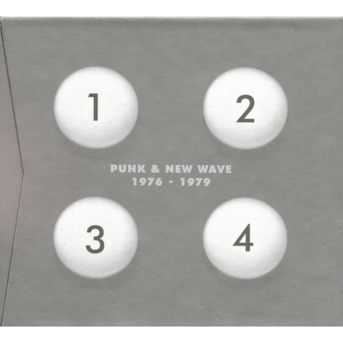 1,2,3,4: Punk and New Wave 1976-1979