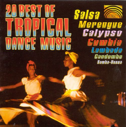 20 Best of Tropical Dance Music [1994]